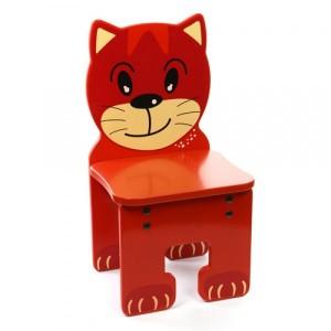 Kinderstoel Kat