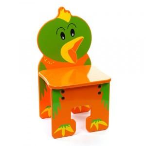Kinderstoel Vogel