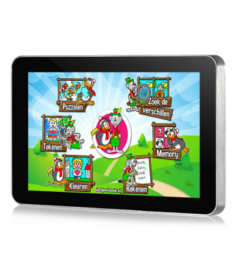 FingerFun Touchscreen Inbouw 21.5""